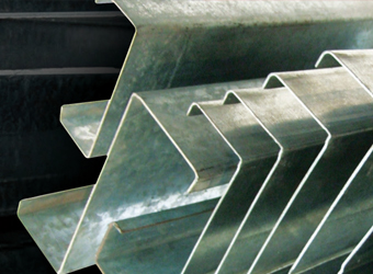 GALVANIZED C & Z PURLINS
