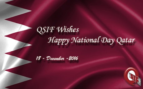 Qatar National day 2016